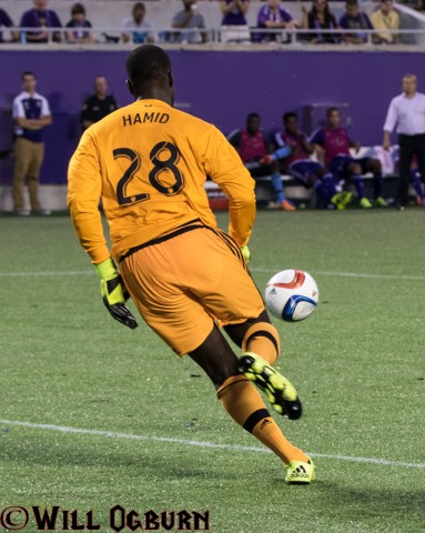 Bill Hamid  (photo Will Ogburn)
