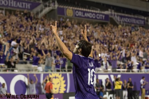 Gooooaaal Kaka! (photo Will Ogburn)