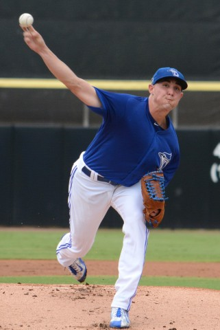 Aaron Sanchez (photo Buck Davidson)