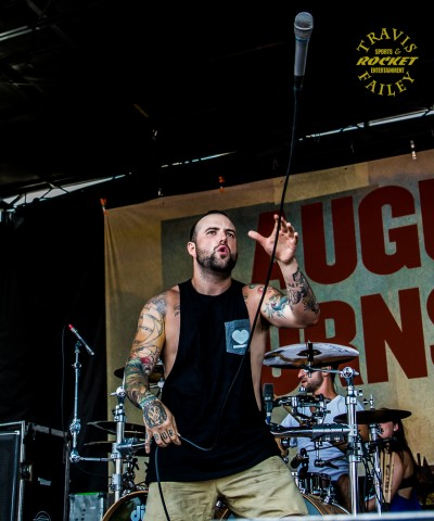 Jake Luhrs August Burns Red