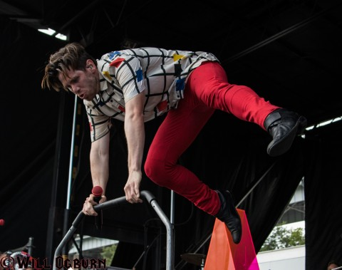 Crouton, Family Force 5 (Will Ogburn photo)