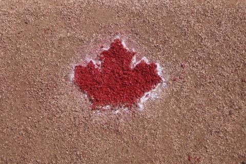 OH CANADA! EDDIE MICHELS PHOTO