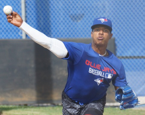 Marcus Stroman EDDIE MICHELS PHOTO