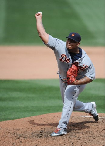 Bruce Rondon (photo Marilyn Indahl / USA TODAY Sports)