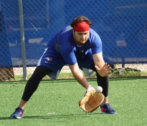 Rowdy Tellez (EDDIE MICHELS PHOTO)