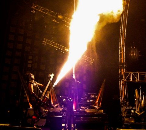 Nikki flame