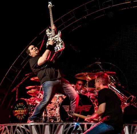 Van Halen x 3