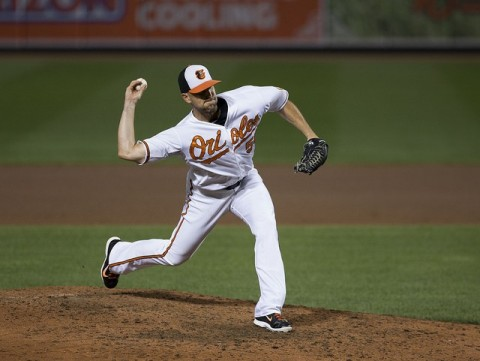 O'Day (photo by Keith Allison / Flicker)