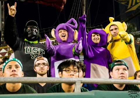HOP USF fans costumes _7370