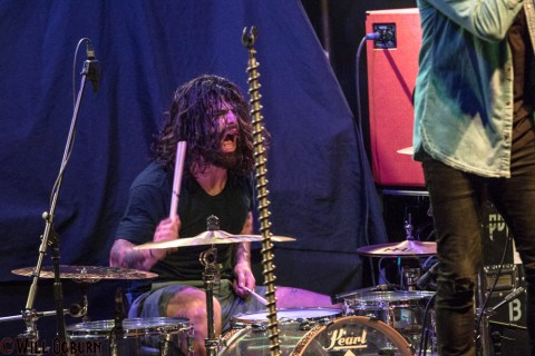 Chachi Riot - Pop Evil (Will Ogburn photo)