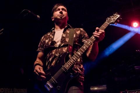 Dave Grahs - Pop Evil (Will Ogburn photo)
