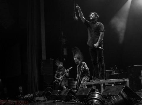 Eddie Hermida - SUICIDE SILENCE (photo Will Ogburn)