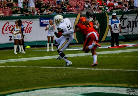 Darius Tice scores (photo Travis Failey / RSEN)