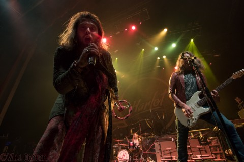 Worsnop and George - We Are Harlot (photo by Will Ogburn)