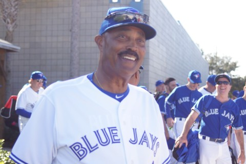 Cito Gaston EDDIE MICHELS PHOTO
