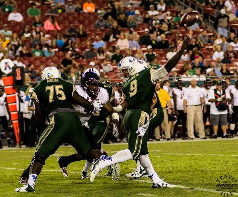 Quinton Flowers was 15-22, 230 yards and two TDs (Travis Failey / RSEN)