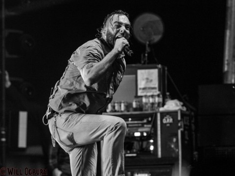 Jesse Leach - Killswitch Engage (photo Will Ogburn)