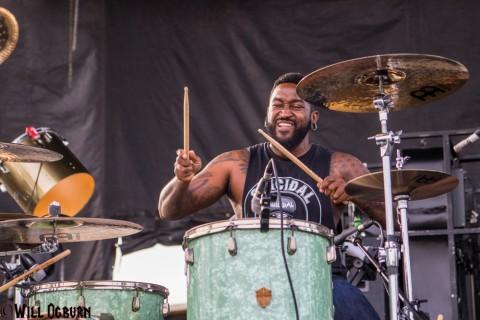Lionel Robinson (photo Will Ogburn)