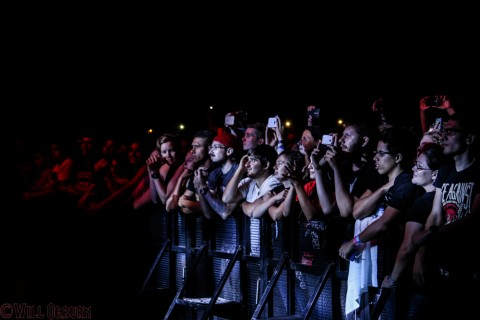 Rise Against Fans (photo Will Ogburn)