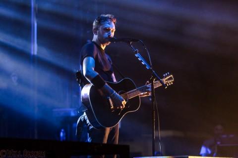 Tim McIlrath (photo Will Ogburn)