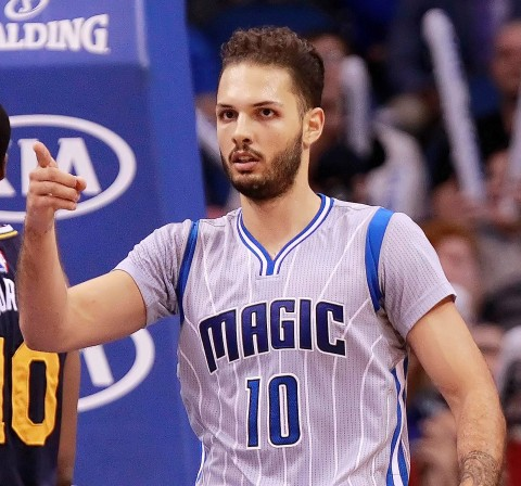 Evan Fournier (Kim Klement-USA TODAY Sports)