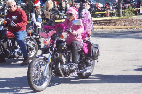 More Decorated Riders (EDDIE MICHELS PHOTO)