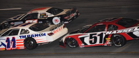 Nasse right behind Rogers. (photo Rodney Meyering / RSEN)