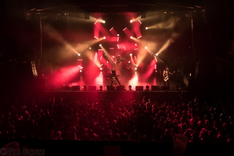 Bullet for My Valentine Crowd (photo Will Ogburn)