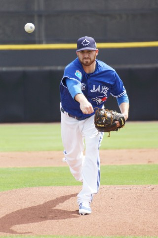 Drew Hutchison (EDDIE MICHELS PHOTO)