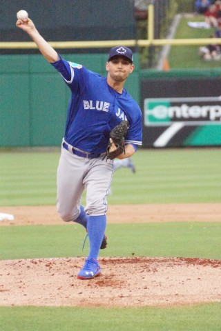 Marco Estrada (EDDIE MICHELS PHOTO)