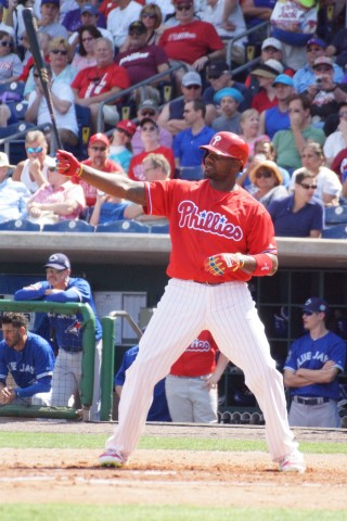 Ryan Howard (EDDIE MICHELS PHOTO)