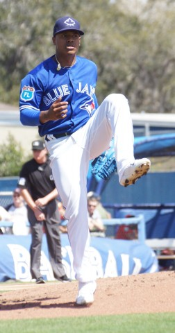STROMAN (EDDIE MICHELS PHOTO)