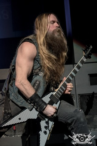 Zakk Wylde (photo Mark McGauley / NYS Music)
