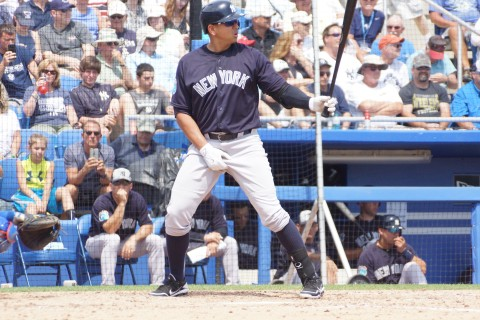 Alex Rodriguez (EDDIE MICHELS PHOTO)