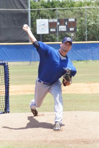 Former University of South Florida QB Bobby Eveld (EDDIE MICHELS PHOTO)