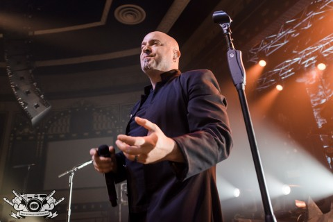 David Draiman (photo Mark McGauley / MMP)