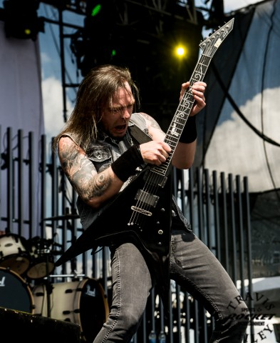 Michael Paget Bullet For My Valentine BFMV (Photo-Travis Failey)(Photo-Travis Failey)