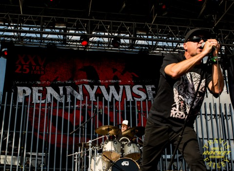 Jim Lindberg Pennywise (Photo-Travis Failey)