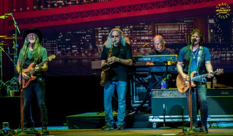 Tom Johnson, Patrick Simmons, Bill Payne & Mark Russo Doobie Brothers (Photo-Travis Failey)