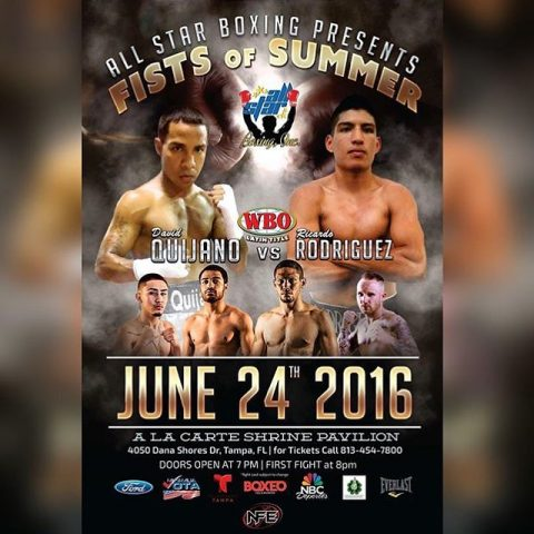 Boxing June 24-2016