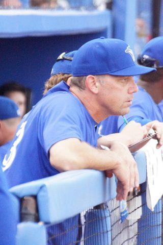 Former Jays Great Pat Hentgen Is A Guest Coach With Dunedin (EDDIE MICHELS PHOTO)