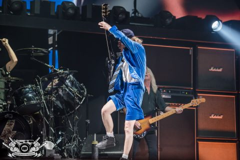 Angus Young (Mark McGauley Photography)