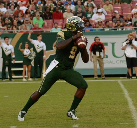 Quinton Flowers (TRAVIS FAILEY PHOTO)