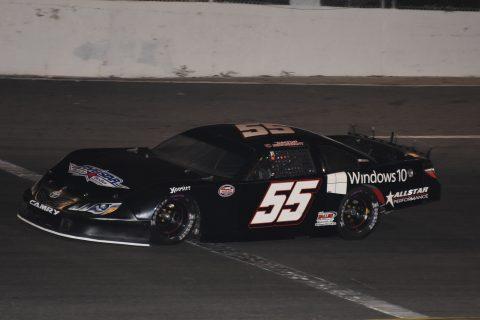 Dalton Sargeant finished third. (photo Travis Failey)