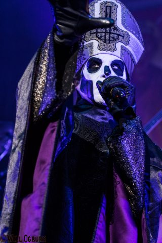 PAPA EMERITUS (photo WILL OGBURN)