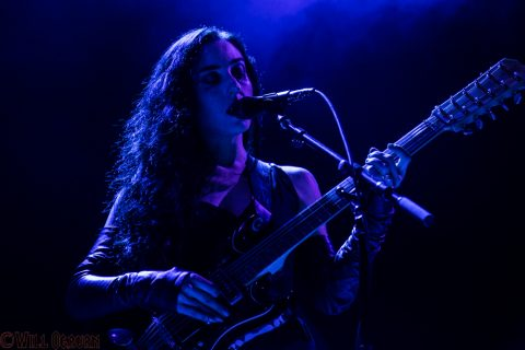 MARISSA NADLER (photo WILL OGBURN)